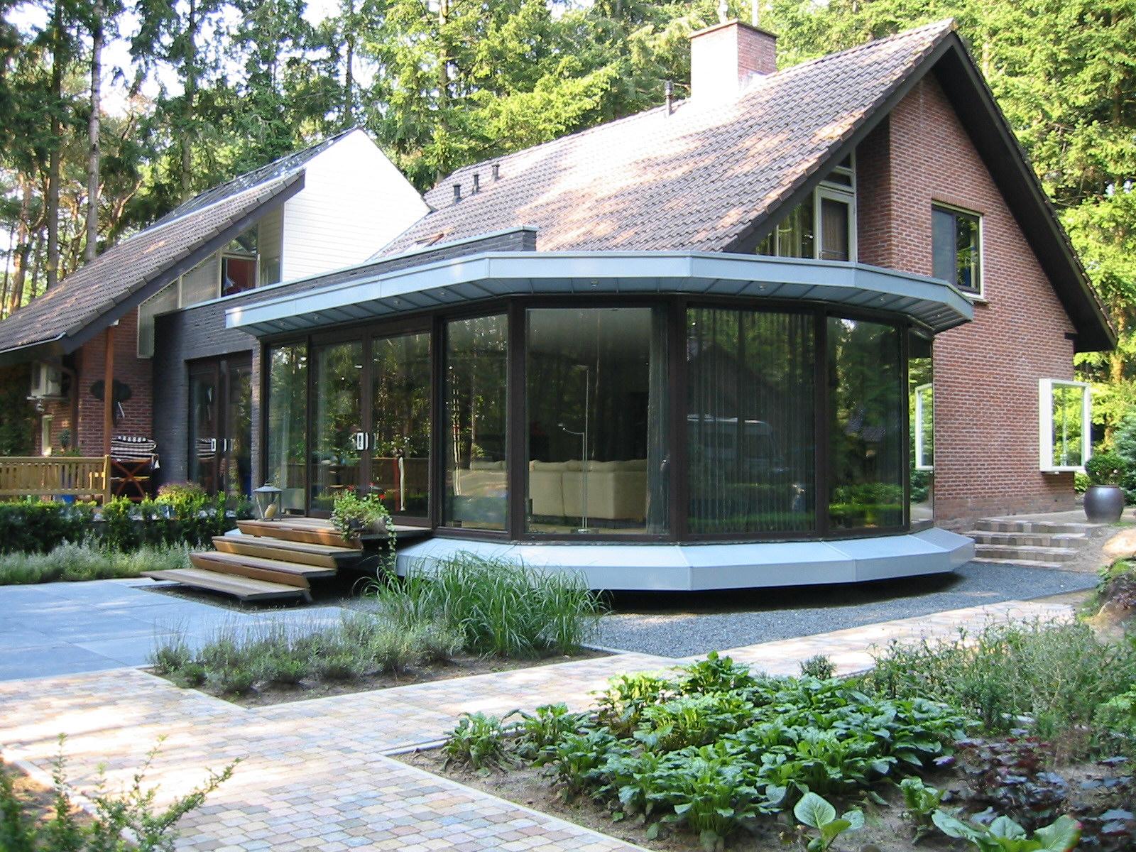 Bestaande Keuken Uitbreiden : Uitbreiden van een woning u ambia architectonische vormgeving